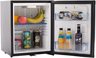 SMETA Compact Domestic Absorption Refrigerator Portable Hotel Beverage Cooler AC/DC 1.0 cu ft