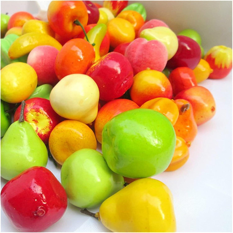 JSJJEDC Artificial Fruit List price Max 67% OFF Fruits 9pcs Lifelike