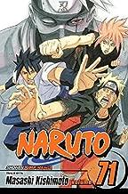 Naruto, Volume 71 by Masashi Kishimoto (2015-08-04)