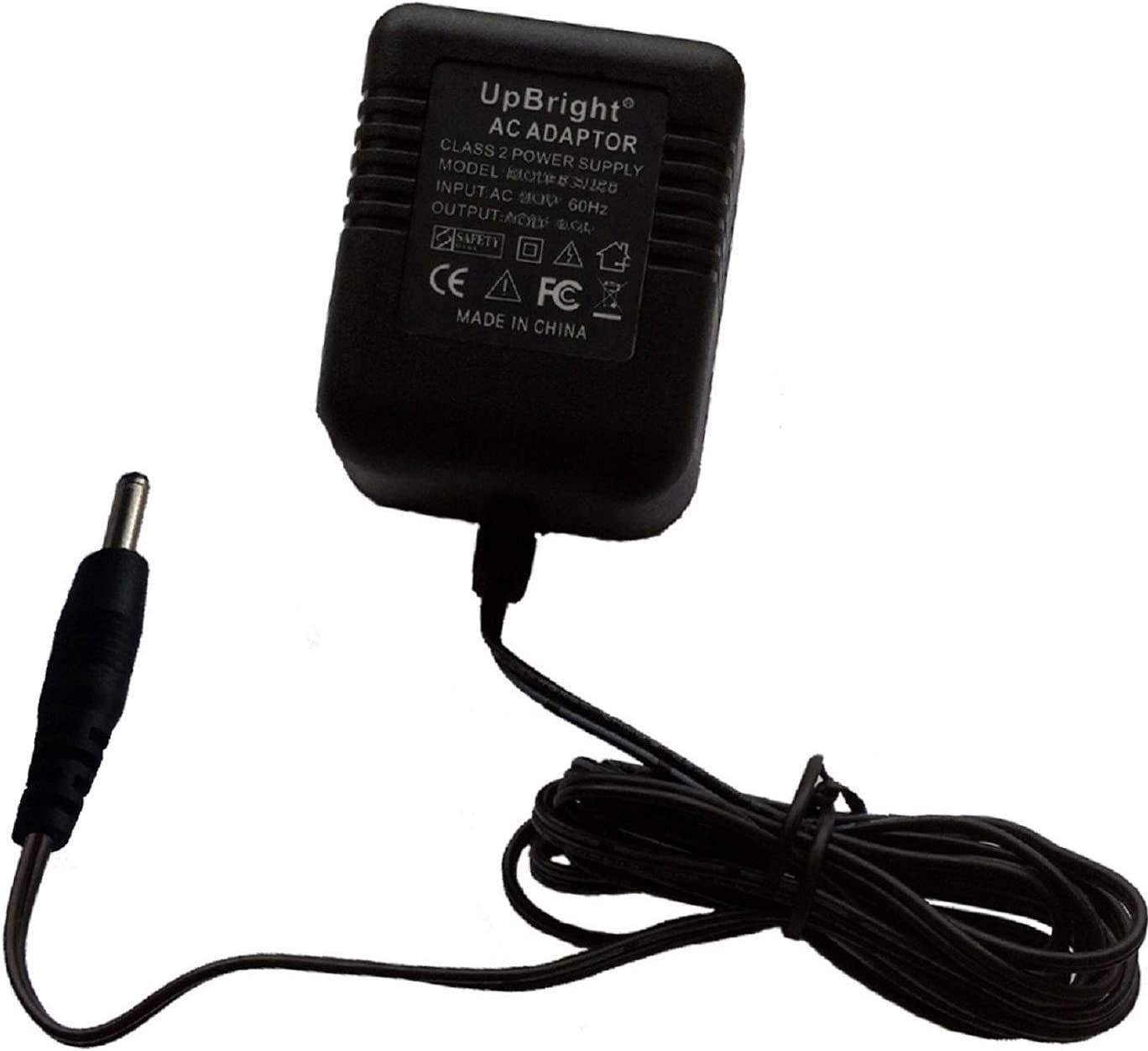 UpBright New 9V AC/AC Adapter Compatible with Motorola Duo Charger Cradle Talkabout T5720 Walkie-Talkie AC9V 9VAC Power Supply Cord Cable PS Wall Home Battery Charger Mains PSU