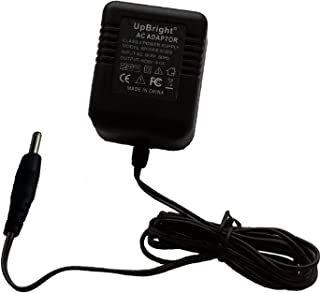 UpBright AC Adapter Replacement for Skil 2346 F012234600 iXO2 3.6-Volt iX02 2346-01 2352 2352-01 2352-02 Max iX0 F012235400 Power Cordless Lithium-Ion Drill Screwdriver Robert Bosch Tool 6V Charger