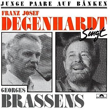 Junge Paare auf Bänken (Franz Josef Degenhardt singt Georges Brassens)