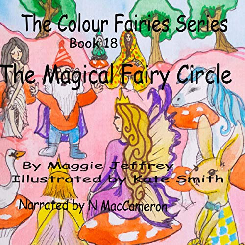 The Magical Fairy Circle cover art