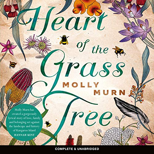 Heart of the Grass Tree audiobook cover art