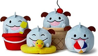 League of Legends Official Plush, Mini Summer Poro Set