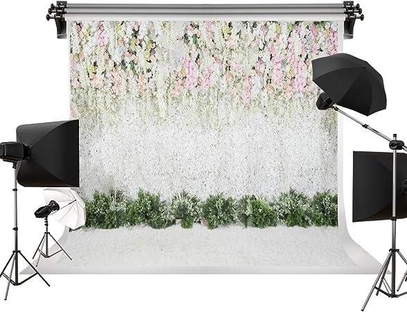 Kate Pink Flower Wand Foto Hintergrund Für Hochzeit Kamera