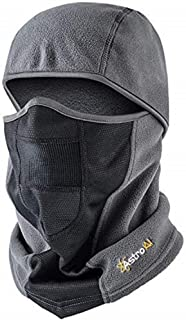Best AstroAI Balaclava Ski Mask Winter Face Mask for Cold Weather Windproof Breathable for Men Women Skiing Snowboarding & Motorcycle Riding, Gray Reviews