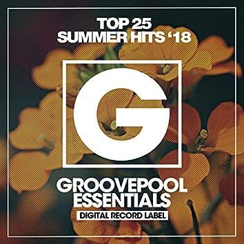 Top 25 Summer Hits '18