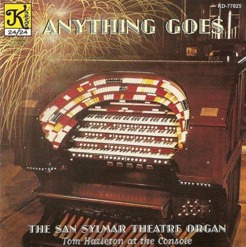 Organ Arrangements - Porter, C. / Rodgers, R. / Olias, L. / Berlin, I. / Kern, J. / Caesar, I. / Hupfeld, H. / Velasquez, C.