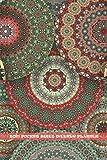 2021 Pocket Sized Weekly Planner: Colorful Mandala Circles | Fan | Geometric Art | Namaste | One Full Year Calendar | 1 Yr | Pocket Purse Sized | Jan ... One Year Pocket Schedule Weekly Organizer)