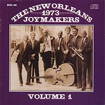 The New Orleans Joymakers 1973, Vol. 1