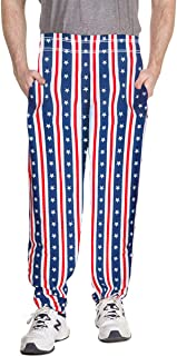 Men's American Flag Long Pants