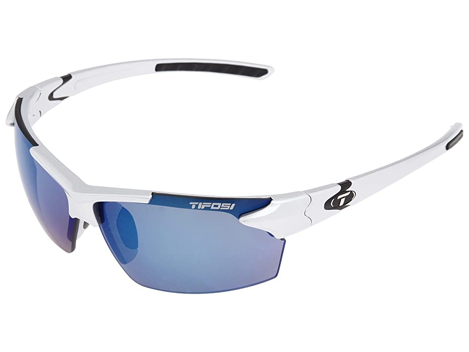 Tifosi Optics Jettm (Silver) Athletic Performance Sport Sunglasses