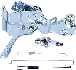 Adefol Remoto Conjunto de Control del Acelerador Resorte de Retorno del Acelerador para Honda GX140 GX160 GX200 5.5/6.5hp Motor Generador Chino 168f Motor de Gasolina
