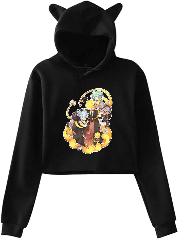 FKDBLZY Assassination-Classroom Oklahoma City Mall 20 Anime with free Sweatshirt Hoodie