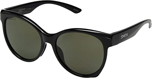 Black/ChromaPop Polarized Gray Green Lens