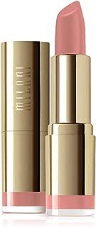 Milani Color Statement Matte Lipstick - Matte Naked (0.14 Ounce) Cruelty-Free Nourishing Lipstick with a Full Matte Finish