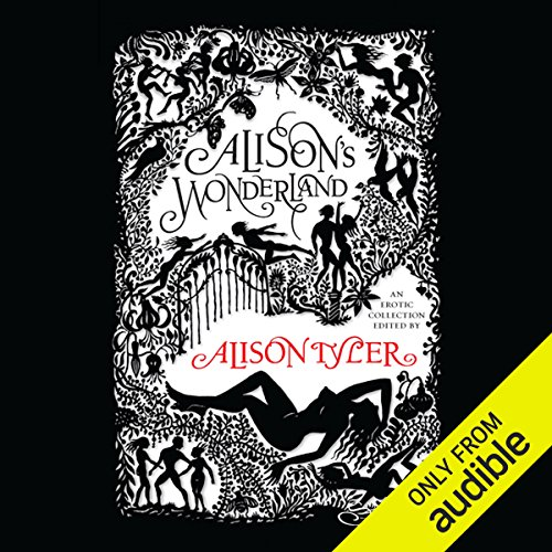 Alison's Wonderland audiobook cover art