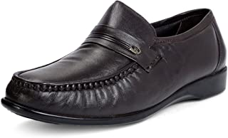 Bacca Bucci Men Brown Genuine Leather Fromal Shoes