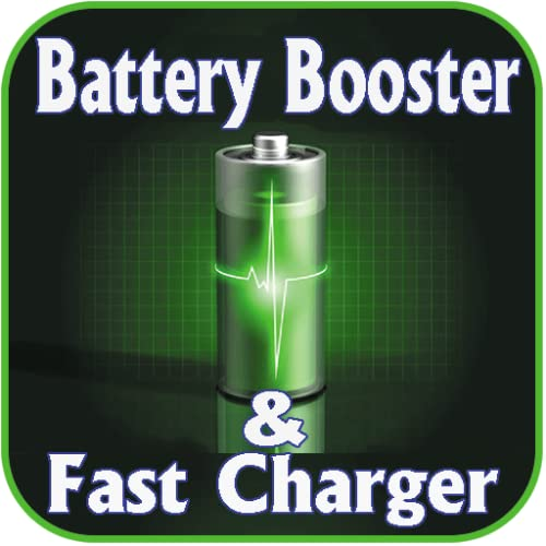 Battery Booster & Fast Charger With Junk Cleaner