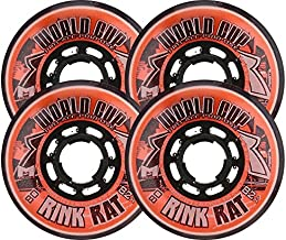 Rink Rat Envy Pro Street 84A Inline Hockey Skate Wheels 4 Pack 2014