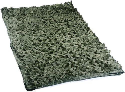 Bache de tente Filet de camouflage multifonctionnel de filet de camouflage de jungle   filet de prougeection solaire   filet d'ombre   approprié au voyage Camping Famille extérieure multi-taille faculta