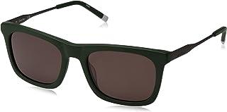 كالفن كلاين للرجال نظارة شمسية مربعة من كالفن كلاين للرجال سي كيه 4319 اس