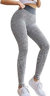 Leggings de fitness, cintura alta, leggings de fitness para mujer, pantalones de yoga