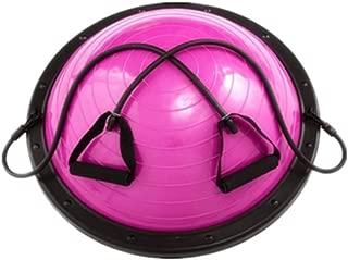 GLJJQMY Yoga Ball Thickening Explosion-Proof Fitness Ball Balance Sports Ball Massage Balance Ball (Color : A)