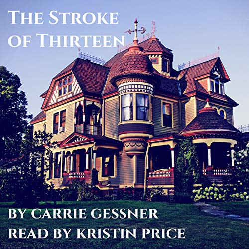 The Stroke of Thirteen audiobook cover art