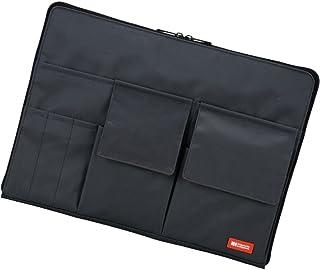 リヒトラブ  バッグインバッグ A7554-24 黒 A4