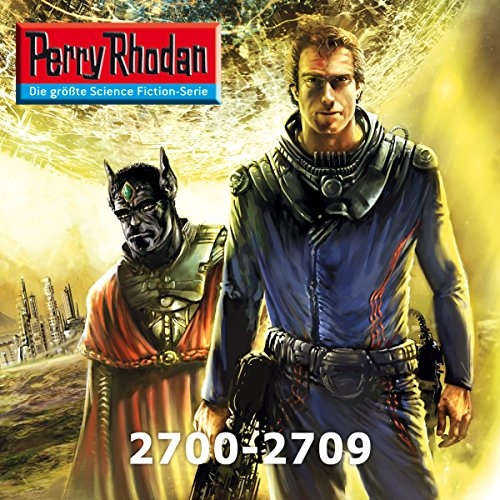 Perry Rhodan, Sammelband 31 audiobook cover art