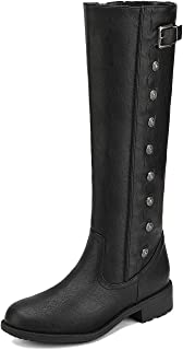 Best wide width knee high boots Reviews