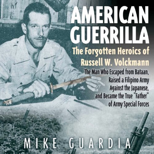 American Guerrilla audiobook cover art