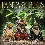 Fantasy Pugs - Phantasievolle Möpse 2020 - 16-Monatskalender: Original BrownTrout/Wyman Publishing-Kalender [Mehrsprachig] [Kalender] (Wall-Kalender) - Wyman Publishing