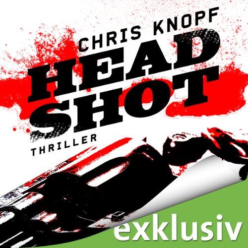 Head Shot audiobook cover art