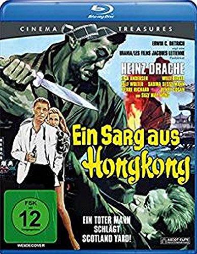Ein Sarg aus Hongkong - Ungeschnittene HD-Neuabtastung vom 35mm-Original (Cinema Treasures) [Blu-ray]