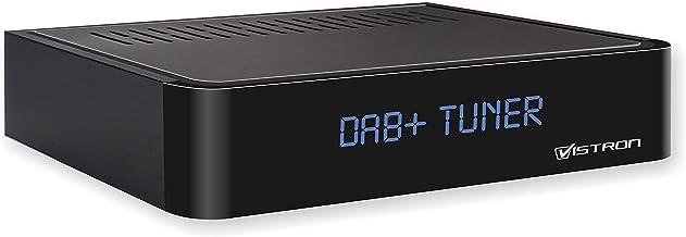 Vistron Youtune 1 DAB+ Radiotuner, digitaler DAB Radioadapter (HiFi Anlage + AV Receiver..