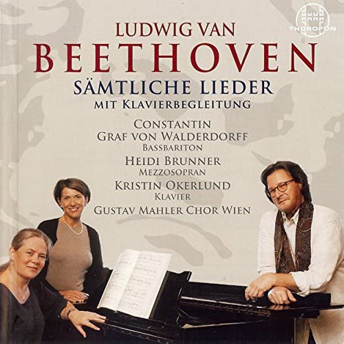 Constantin Graf von Waldersdorff, Heidi Brunner, Kristin Okerlund & Gustav Mahler Chor