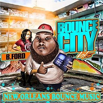 B.FORD Bounce City, Vol. 8