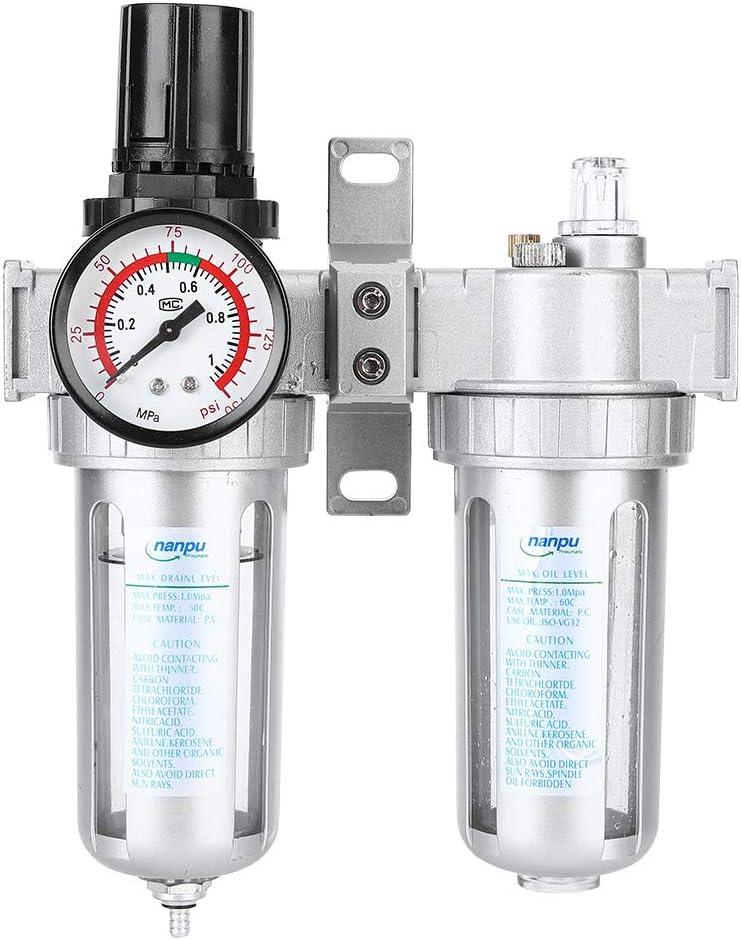 1pc Air Denver Mall Compressor Moisture Trap Filter Pressure Water Cheap Oil Regul