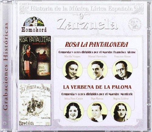 Rosa Pantalonera/Verbena Paloma
