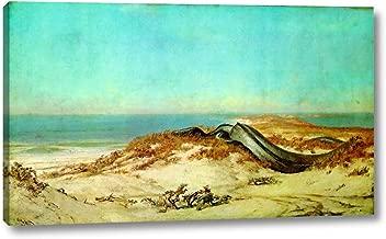 Lair of The Sea Serpent by Elihu Vedder - 13