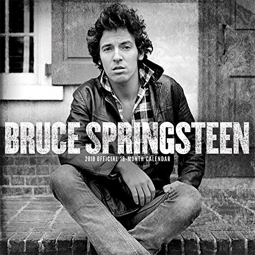 Bruce Springsteen 2018 - 18-Monatskalender: Original BrownTrout-Kalender [Mehrsprachig] [Kalender] (Wall-Kalender)