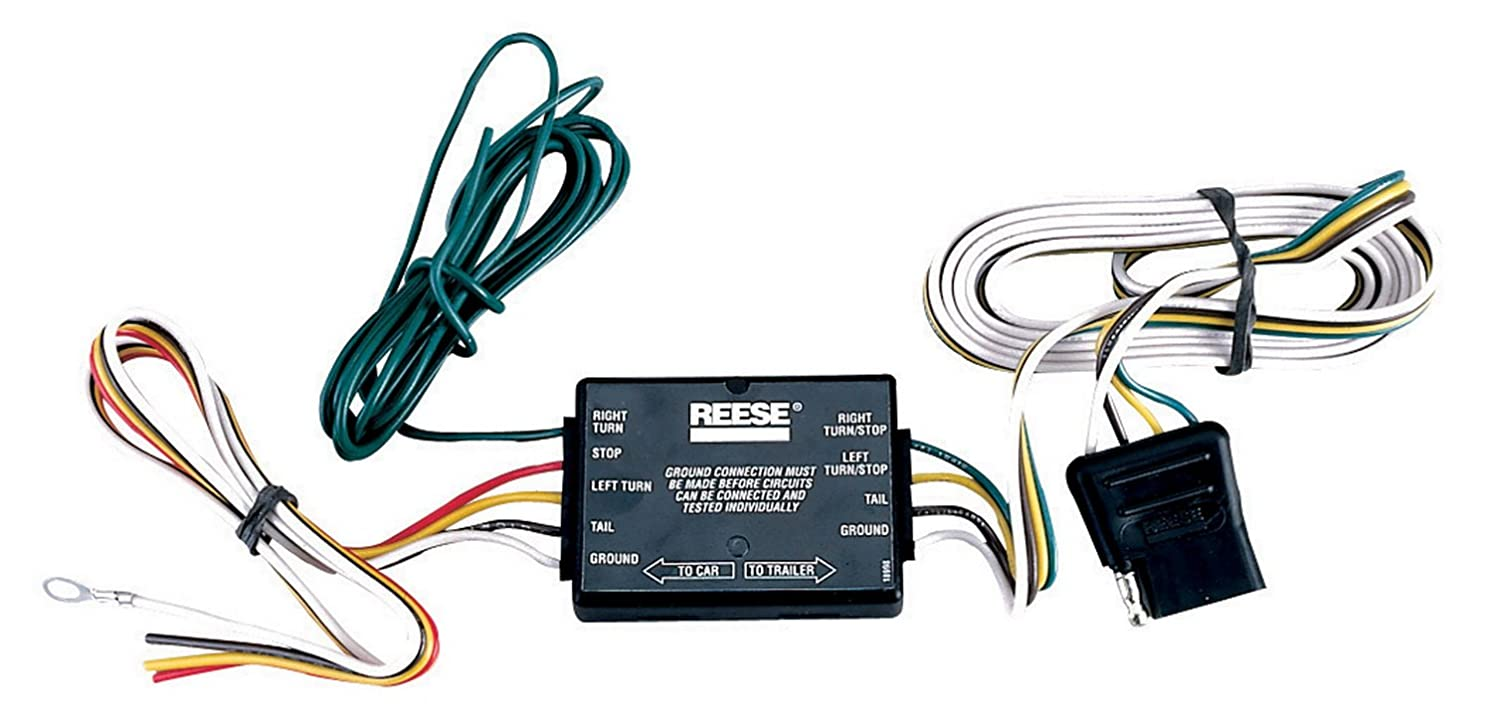 Reese Towpower 74209 Trailer Light Converter - Black