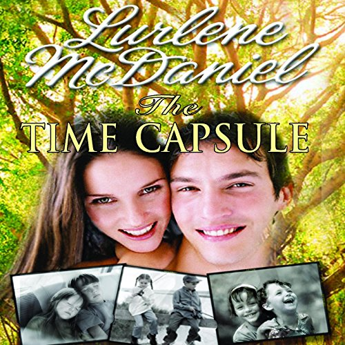The Time Capsule audiobook cover art