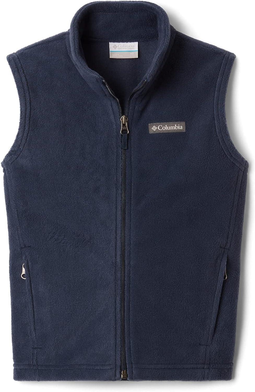 Columbia Boys' Steens Mountain Fleece Vest