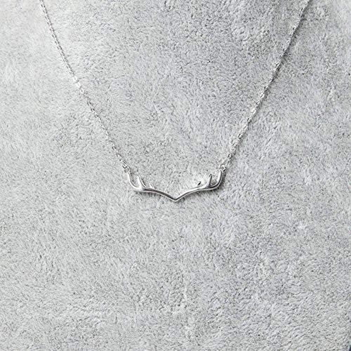 WYDSFWL Halskette Opel lässt weiblichen kreativen Freundinnen die Schlüsselknochenkette, um Freundin Geschenke Halskette Geschenk zu senden