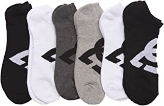 6-Pack Men's Sport No Show Socks Assorted, 10-13 Size...