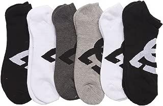 6-Pack Men's Sport No Show Socks Assorted, 10-13 Size...